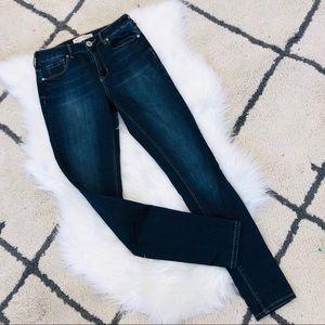 Bullhead high rise skinniest jeans 5